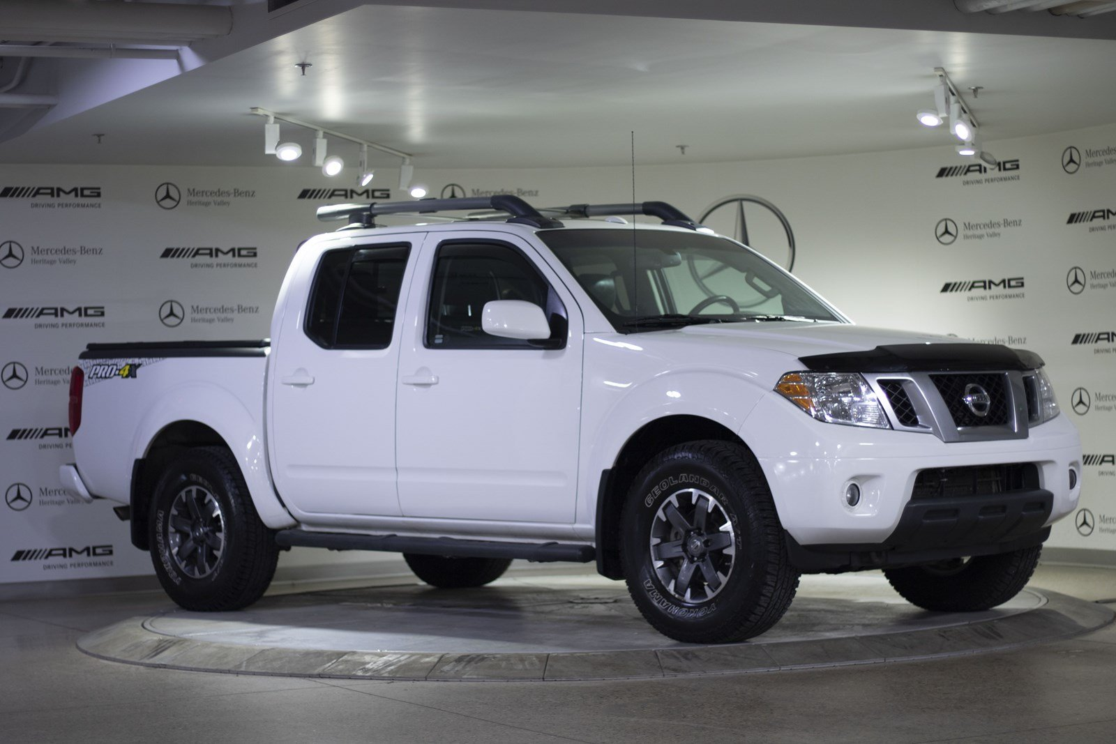 Frontier Pro 4x >> Pre Owned 2015 Nissan Frontier Pro 4x With Navigation 4wd