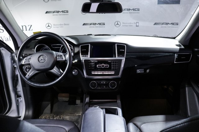 Pre-Owned 2013 Mercedes-Benz M-Class ML 350 BlueTEC