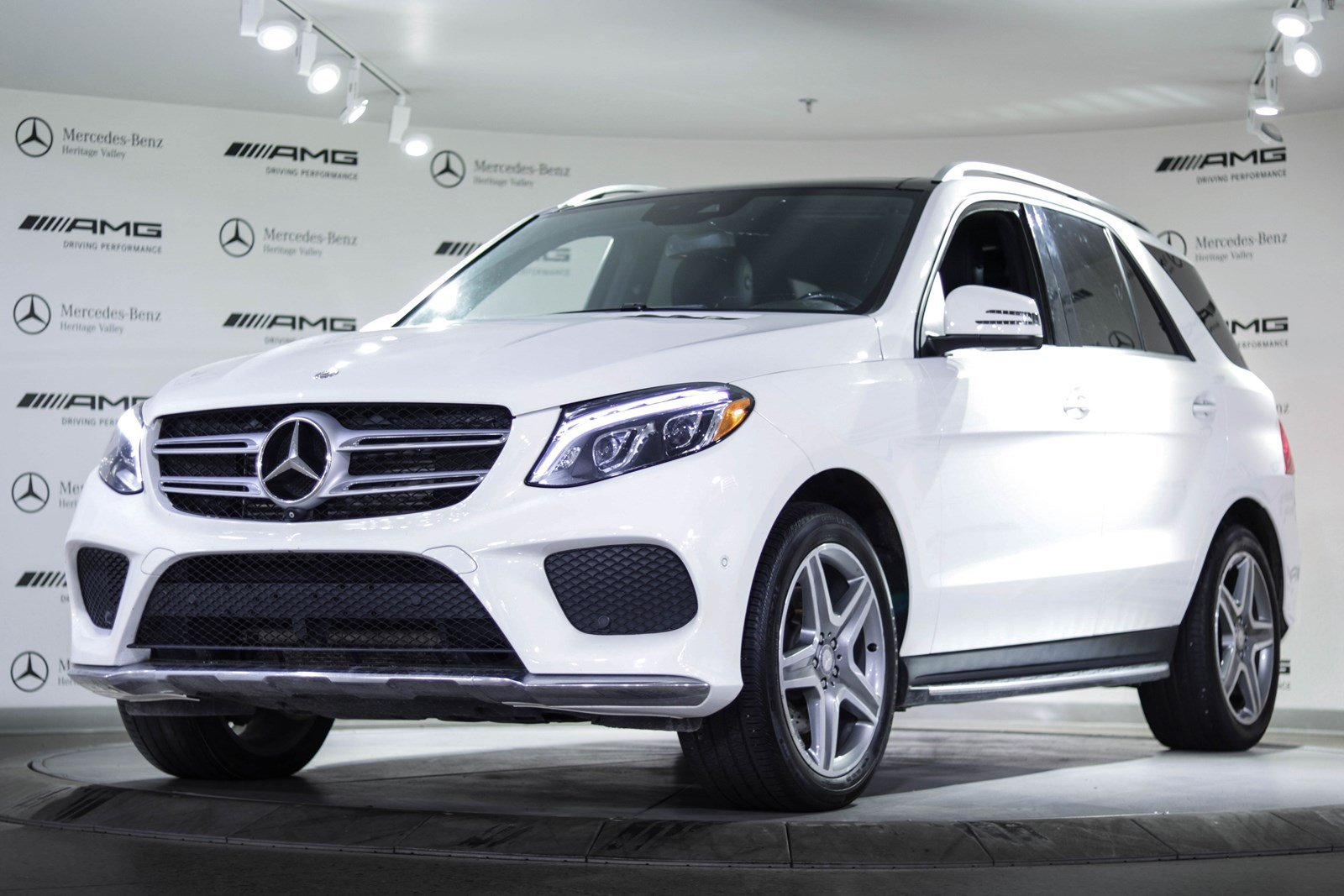 Pre-Owned 2016 Mercedes-Benz GLE GLE 350d
