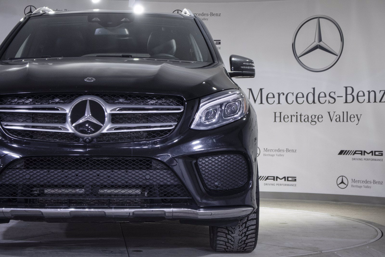 Pre-Owned 2017 Mercedes-Benz GLE GLE 400