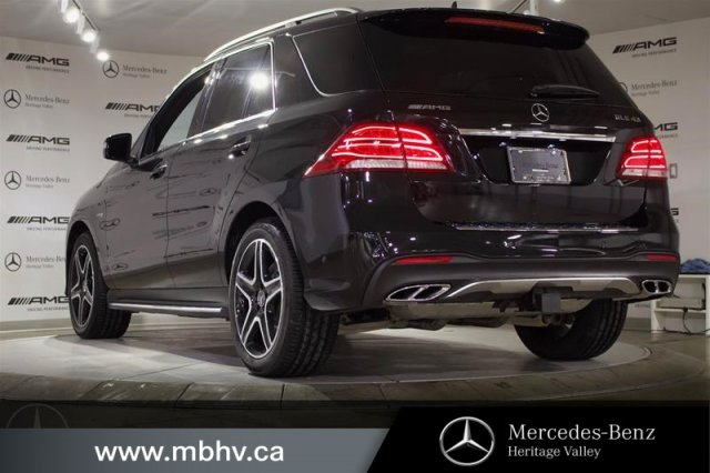 New 2018 Mercedes-Benz GLE AMG GLE 43