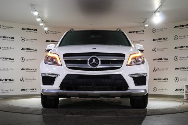 Pre-Owned 2015 Mercedes-Benz GL-Class GL 350 BlueTEC