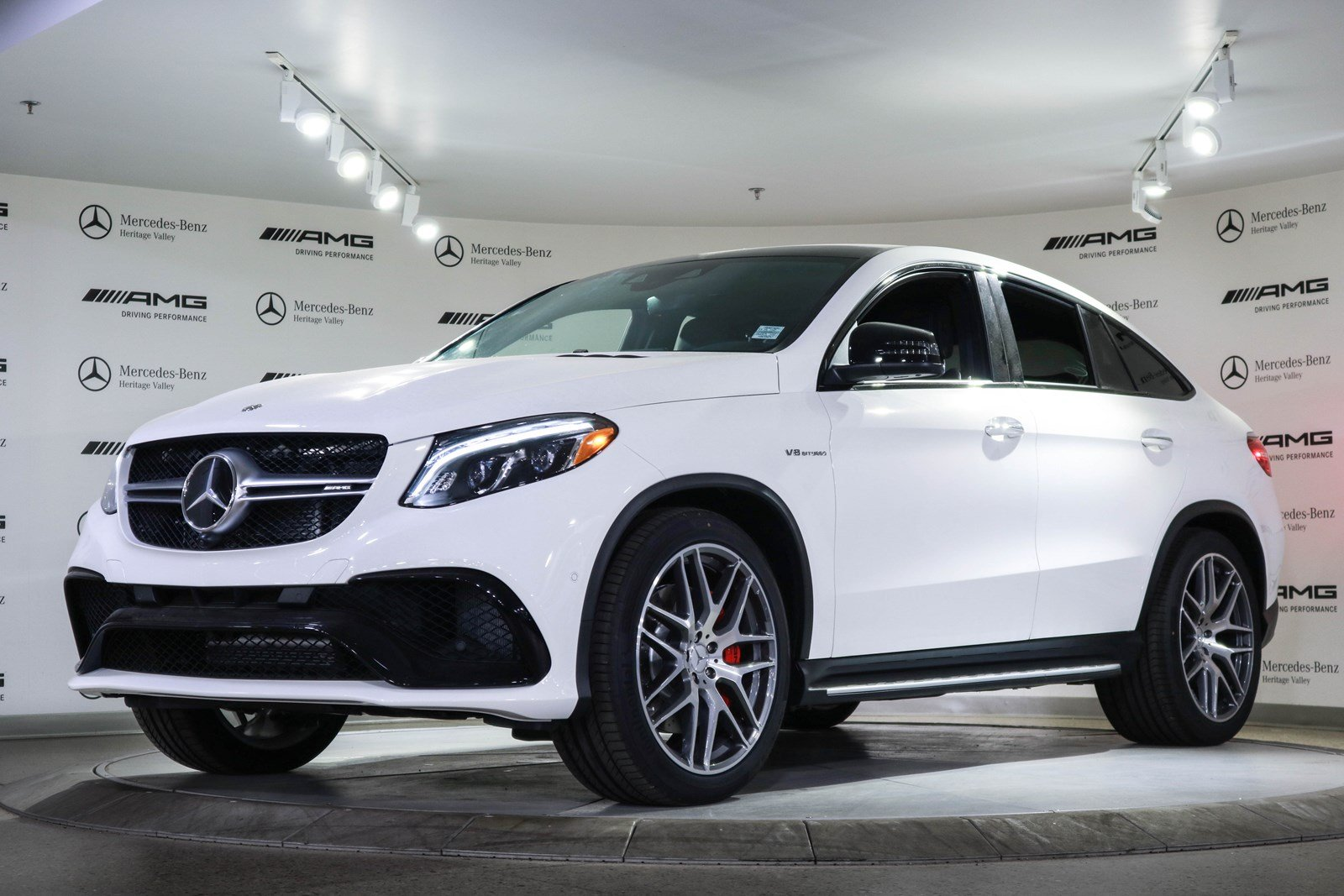 New 2019 Mercedes-Benz GLE AMG GLE 63 S