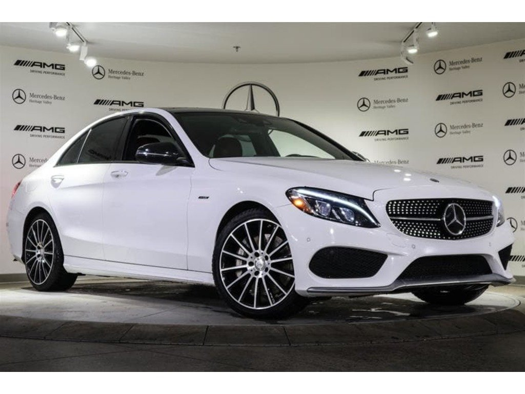 מאוד Certified Pre-Owned 2016 Mercedes-Benz C-Class C 450 AMG 4dr Car LL-96