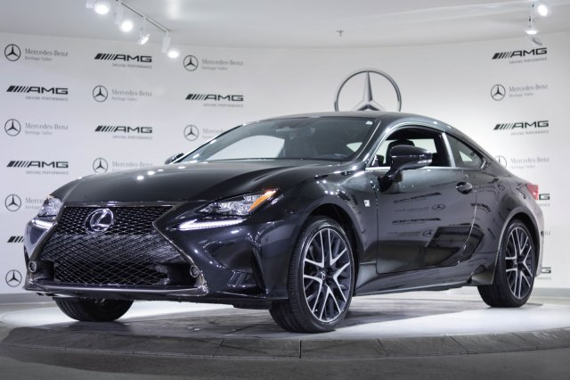 Pre-Owned 2018 Lexus RC RC 350