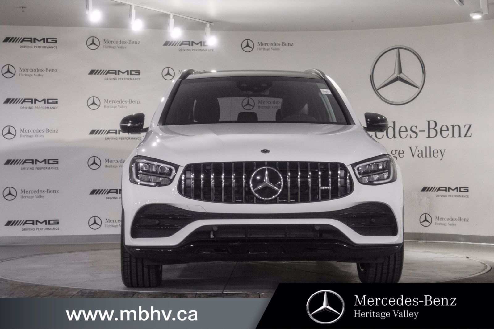 New 2020 Mercedes-Benz GLC AMG GLC 43
