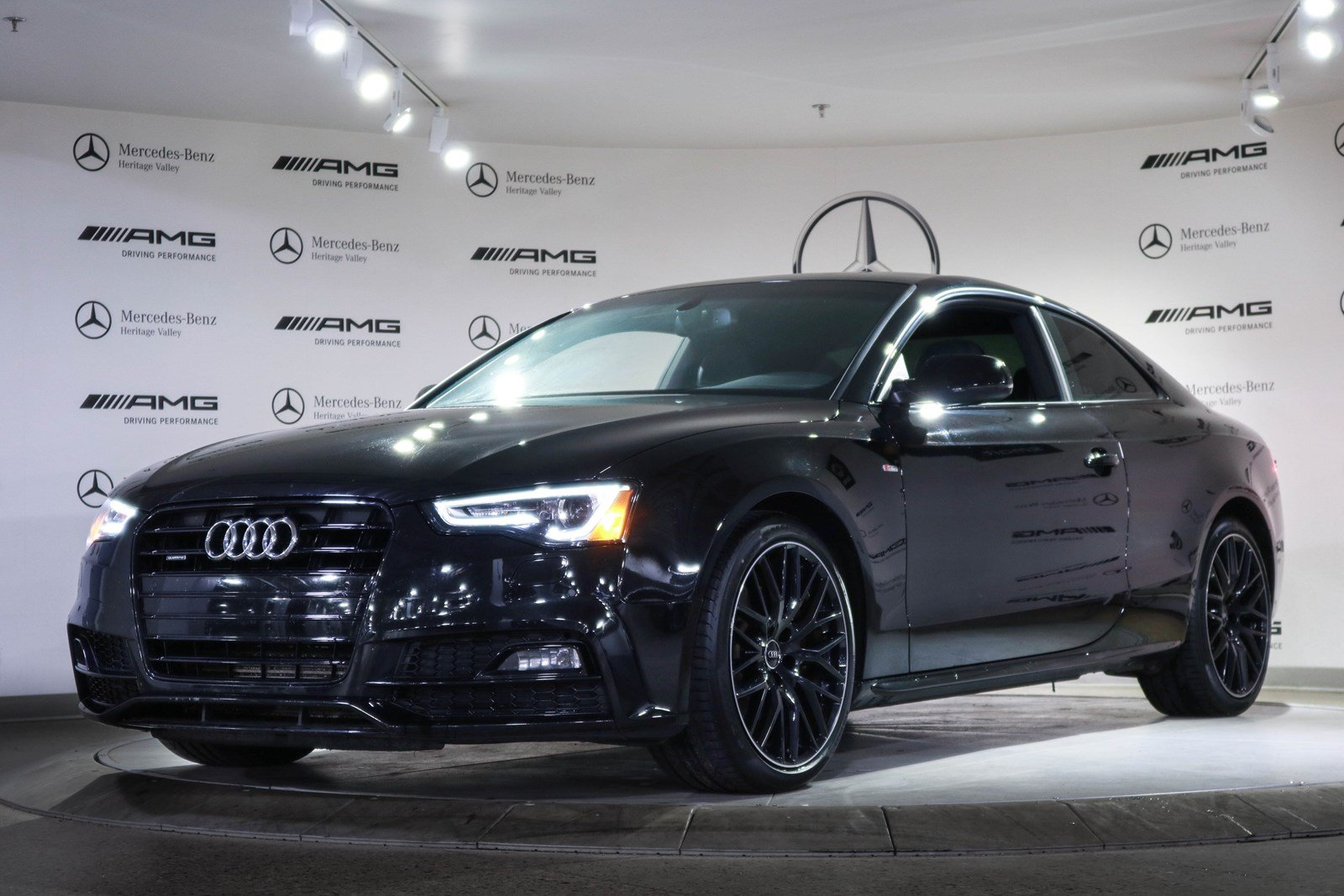 Pre-Owned 2016 Audi A5 Technik plus