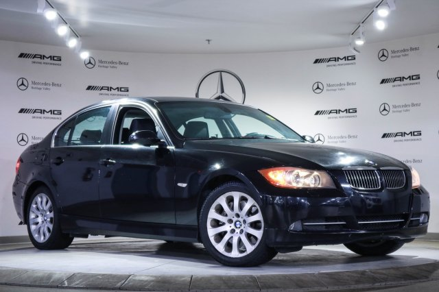 Pre-Owned 2007 BMW 3 Series 335xi