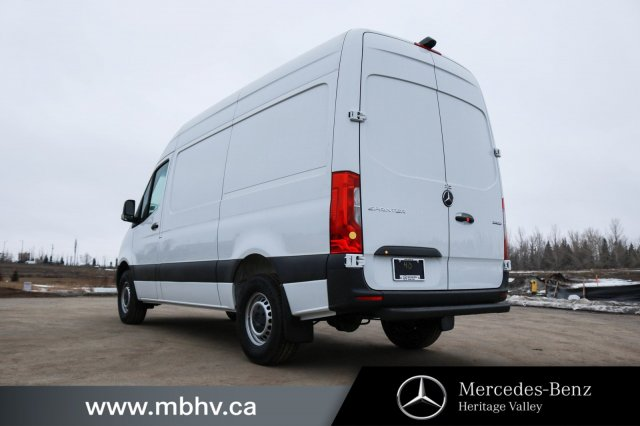 New 2019 Mercedes-Benz Sprinter Cargo Van 2500 144