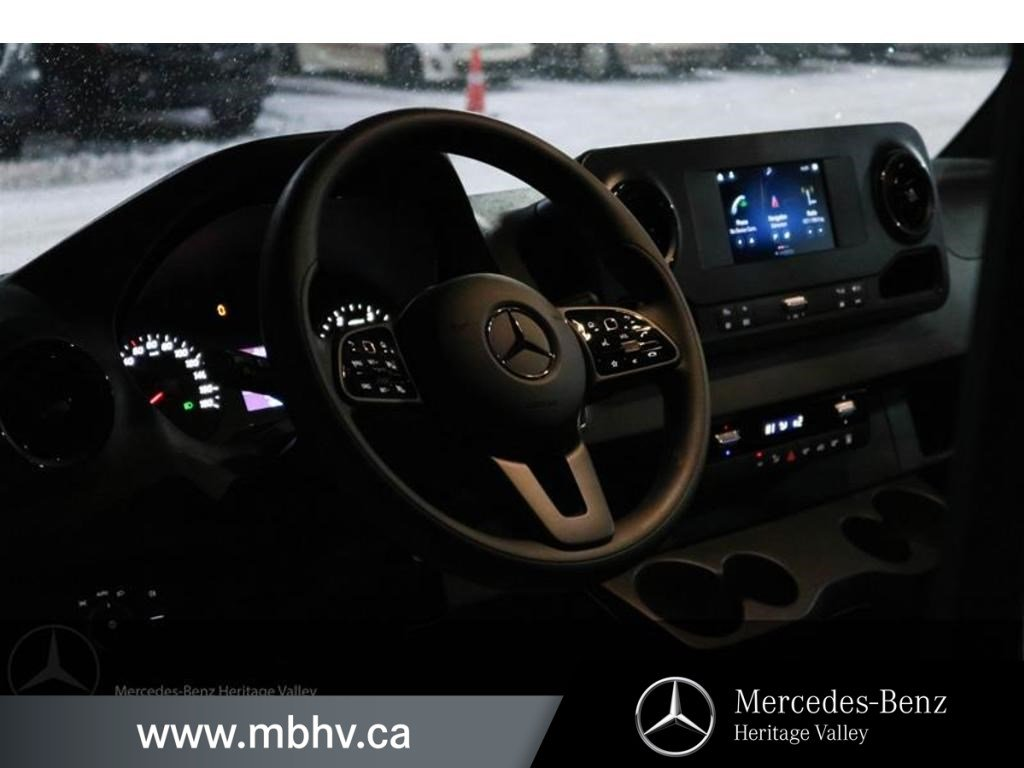 New 2019 Mercedes-Benz Sprinter Cargo Van 3500 144