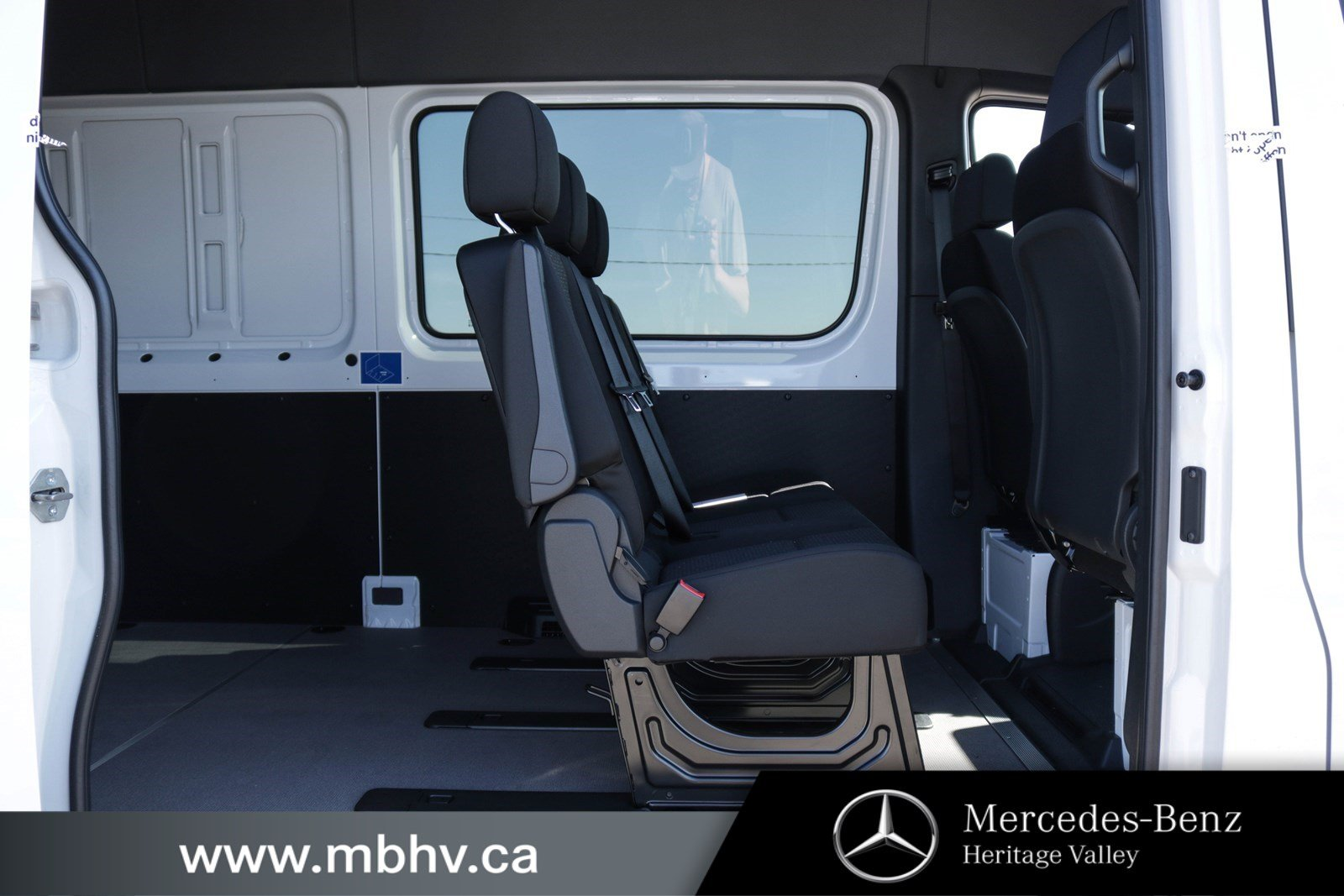New 2019 Mercedes-Benz Sprinter Crew Van 3500 170