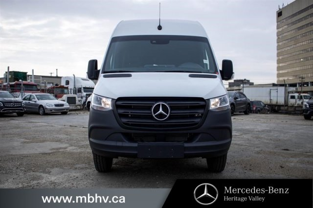 New 2019 Mercedes-Benz Sprinter Cargo Van 4500 170
