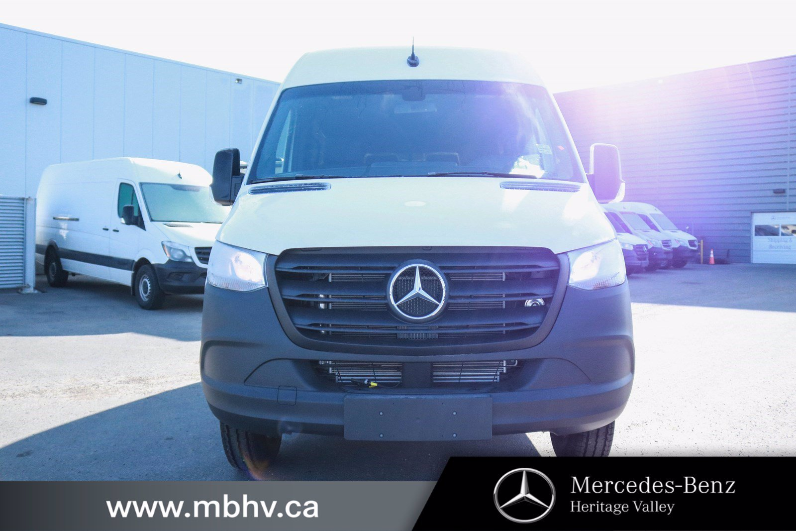 New 2019 Mercedes-Benz Sprinter Crew Van 3500XD 170