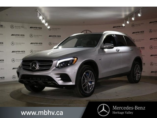 New 2018 Mercedes-Benz GLC GLC 350e