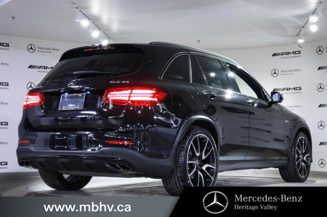 New 2019 Mercedes-Benz GLC AMG GLC 43