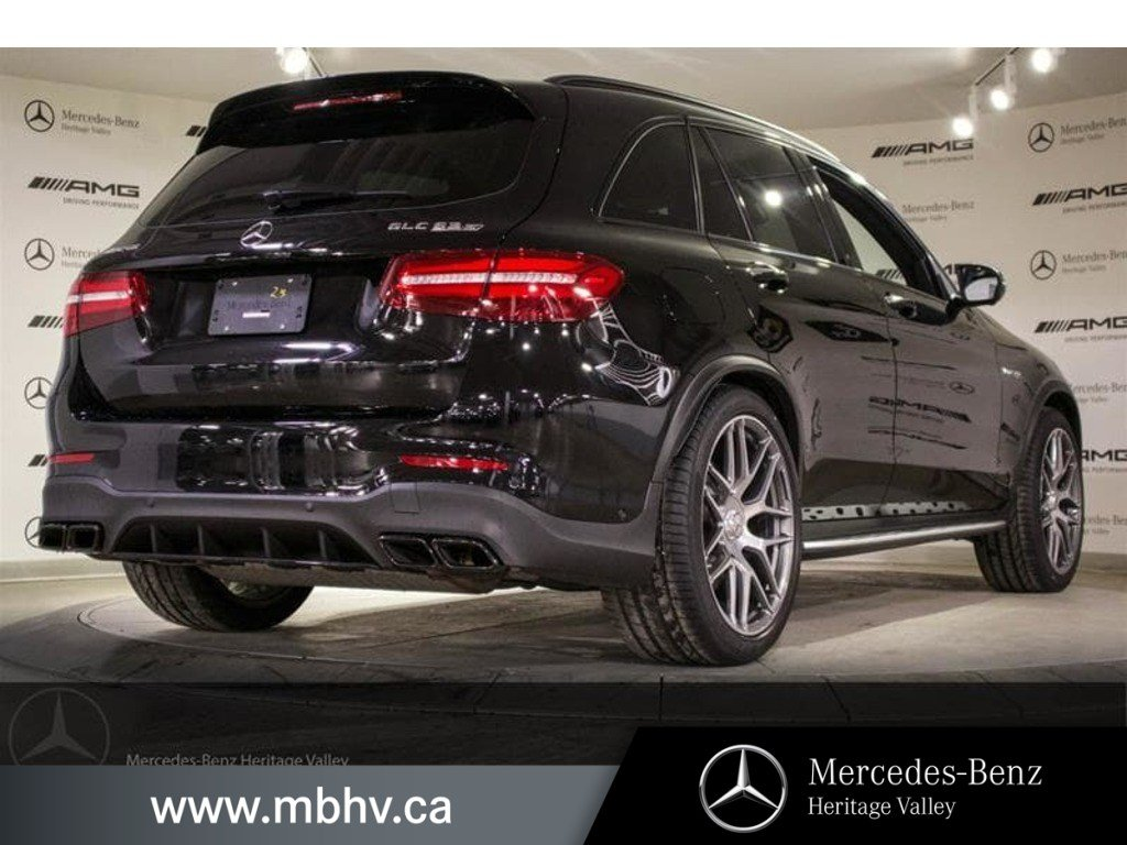 New 2019 Mercedes-Benz GLC AMG GLC 63 S