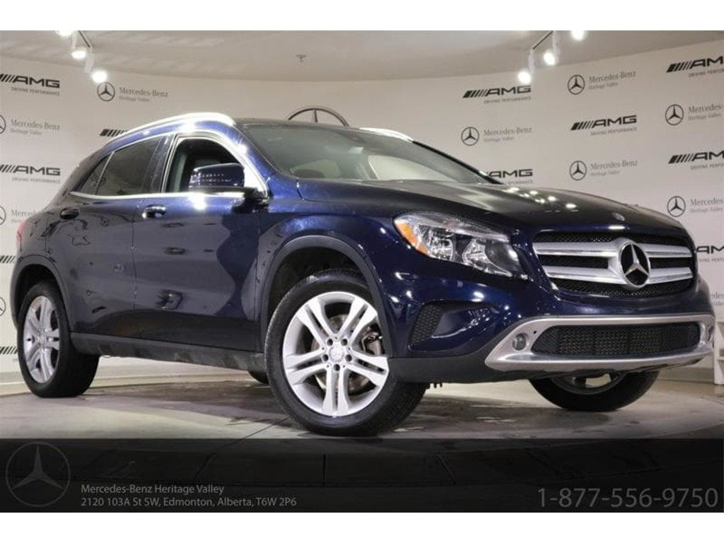 certified pre-owned 2017 mercedes-benz gla gla 250 sport utility in