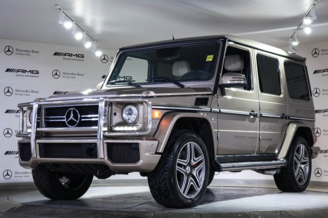 Pre-Owned 2013 Mercedes-Benz G 63 AWD 4MATIC®