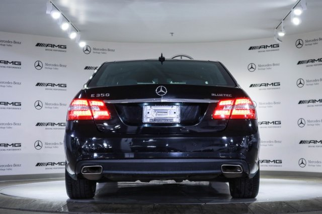 Pre-Owned 2012 Mercedes-Benz E-Class E 350 BlueTEC