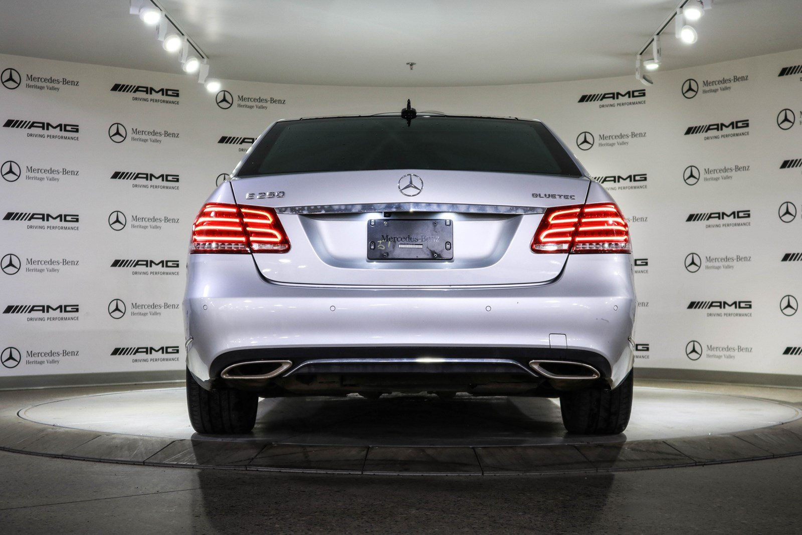 Certified Pre-Owned 2016 Mercedes-Benz E-Class E 250 BlueTEC