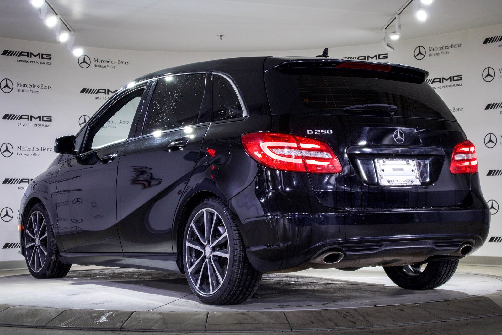 Certified Pre-Owned 2014 Mercedes-Benz B-Class B 250 Sports Tourer