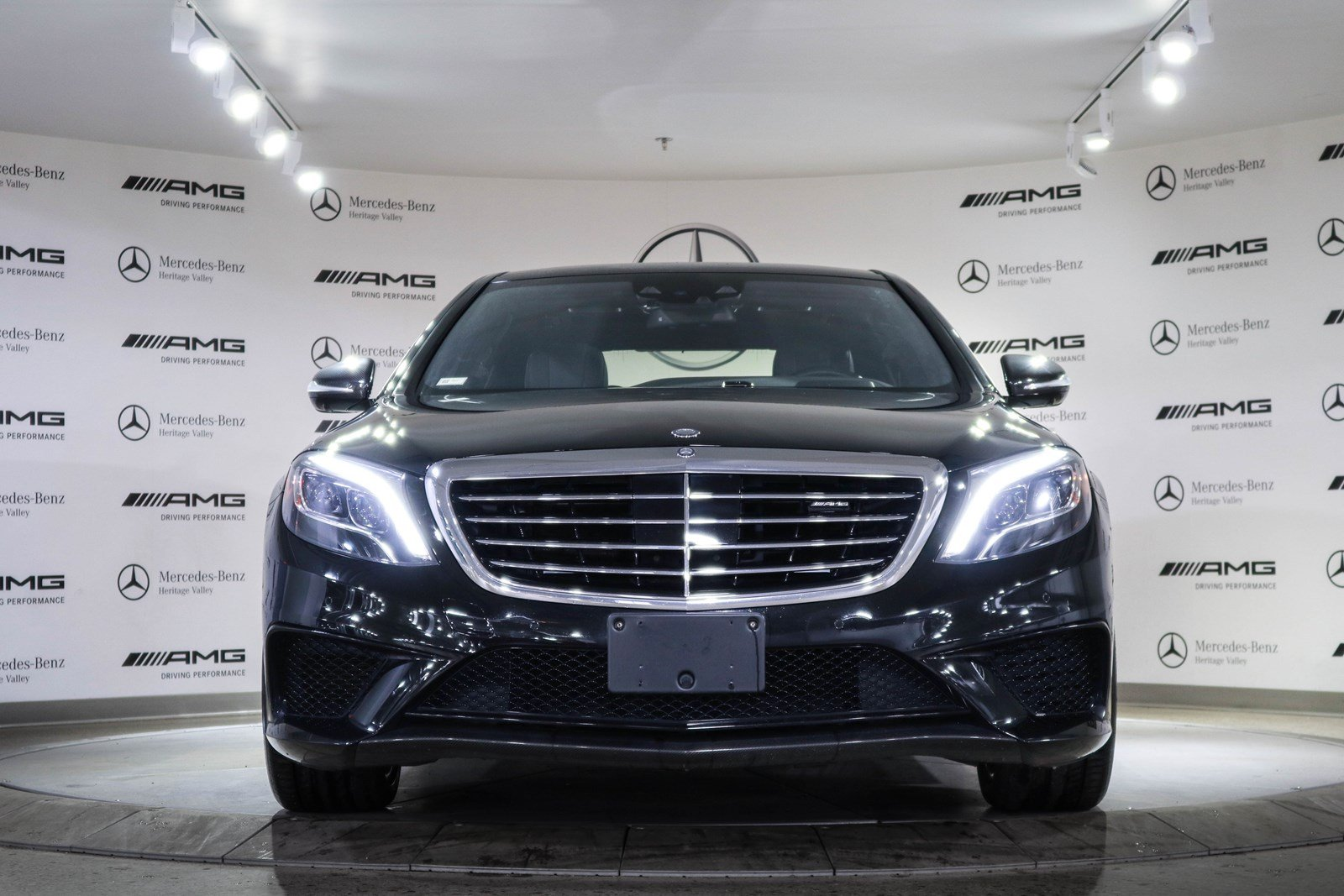 Certified Pre-Owned 2016 Mercedes-Benz S-Class AMG S 63