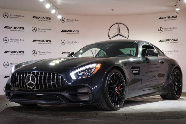 Pre-Owned 2018 Mercedes-Benz AMG GT AMG GT C