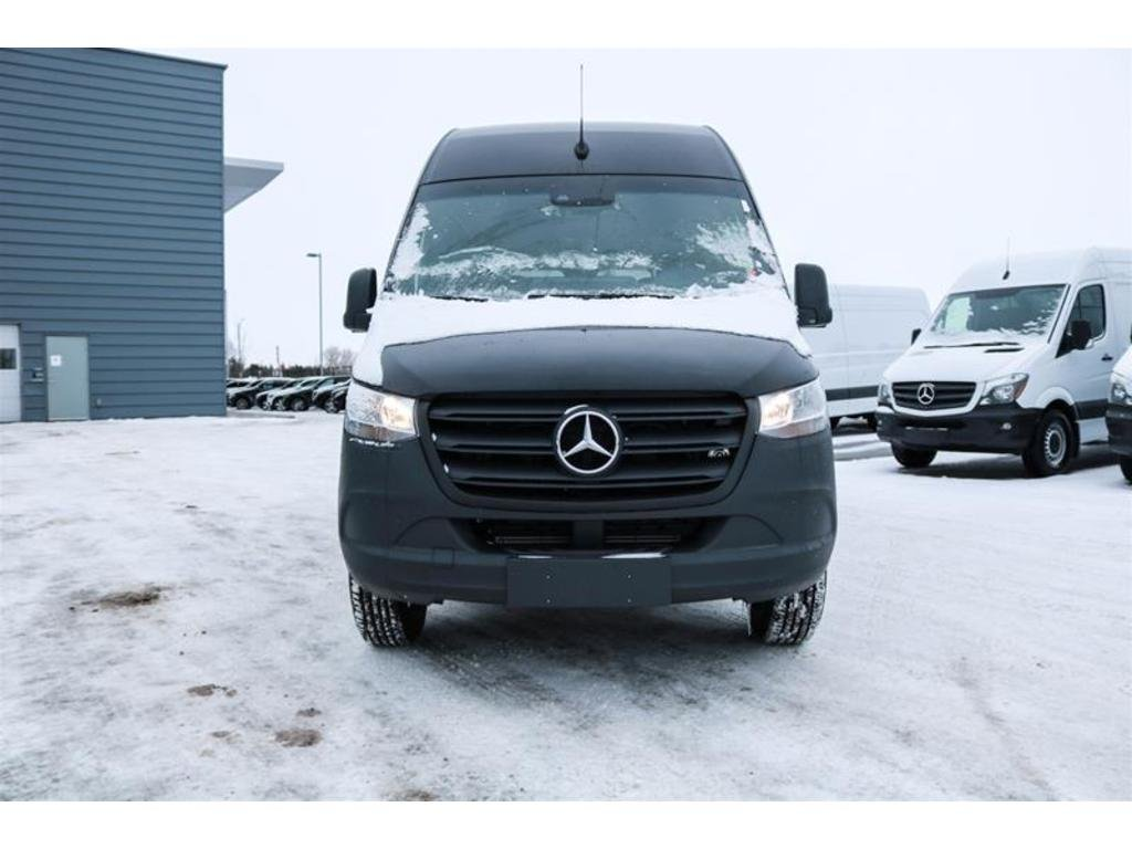 New 2019 Mercedes-Benz Sprinter Passenger Van 144