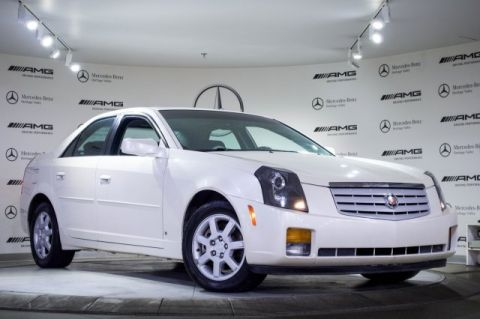 Pre-Owned 2006 Cadillac CTS 2.8