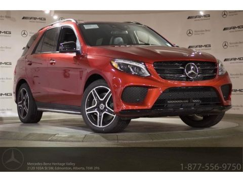 New 2018 Mercedes-Benz GLE GLE 400