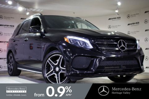 Certified Pre-Owned 2016 Mercedes-Benz GLE GLE 450 AMG