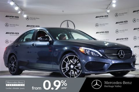 Certified Pre-Owned 2016 Mercedes-Benz C-Class C 450 AMG
