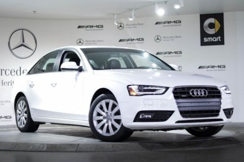 Pre-Owned 2014 Audi A4 Komfort