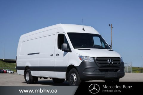 New 2019 Mercedes-Benz Sprinter Cargo Van 3500 170EXT
