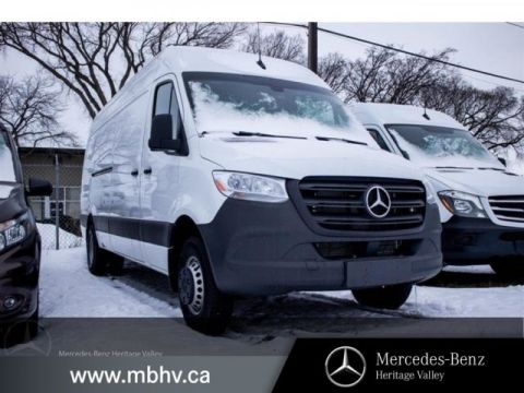 New 2019 Mercedes-Benz Sprinter Cargo Van 3500 170