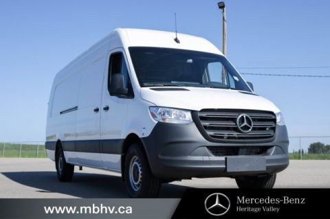 New 2019 Mercedes-Benz Sprinter Cargo Van 2500 170EXT