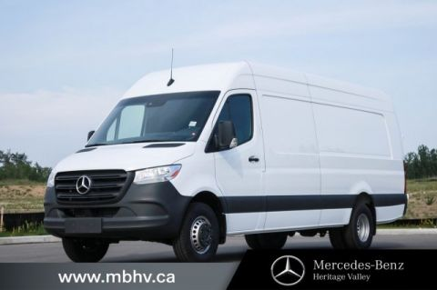 New 2019 Mercedes-Benz Sprinter Cargo Van 3500XD 170 EXT