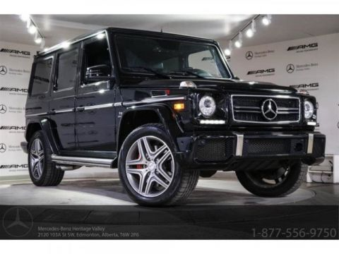 Pre-Owned 2013 Mercedes-Benz G-Class G 63