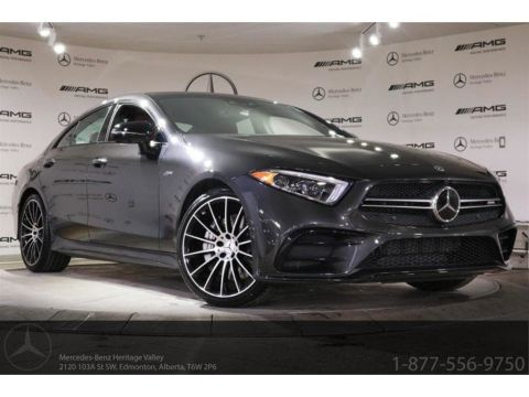 New 2019 Mercedes-Benz CLS AMG CLS 53