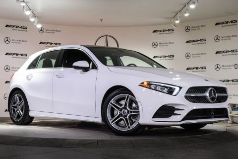Pre-Owned 2019 Mercedes-Benz A-Class A 250