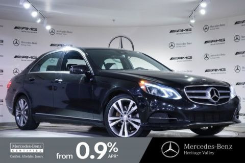 Certified Pre-Owned 2015 Mercedes-Benz E-Class E 250 BlueTEC