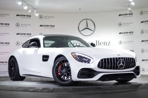 Pre-Owned 2019 Mercedes-Benz AMG GT AMG GT C