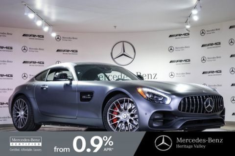 Certified Pre-Owned 2018 Mercedes-Benz AMG GT AMG GT C