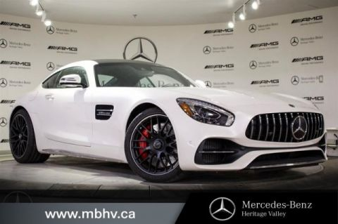 New 2019 Mercedes-Benz AMG GT AMG GT C